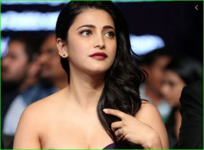 Shruti Haasan trolled for her statement, says