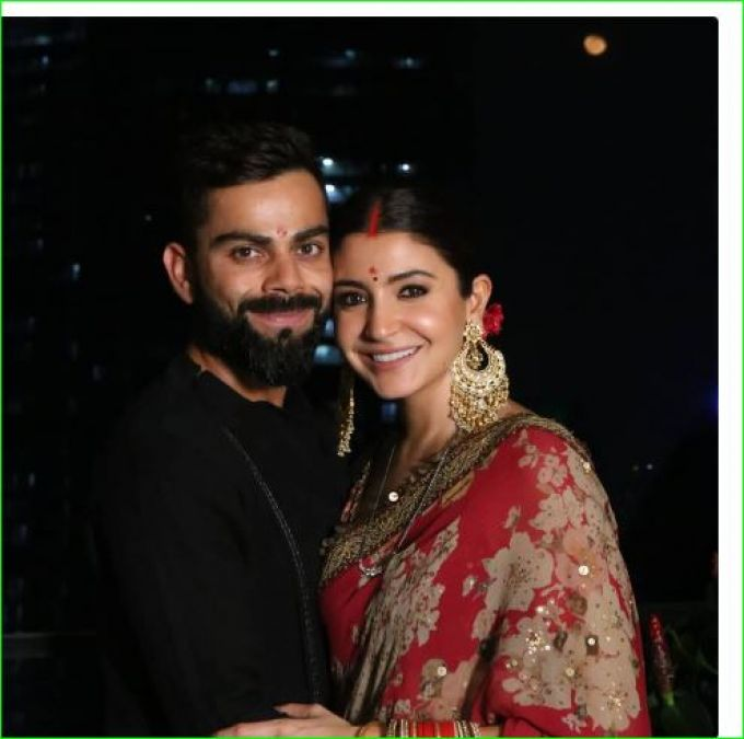 Virat kept fast for his wife, now is getting praised