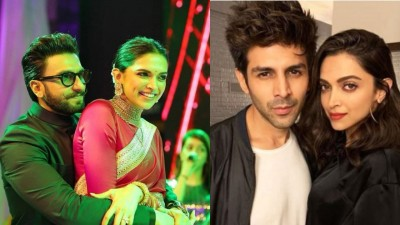 Kartik Aaryan's question blows Deepika's senses