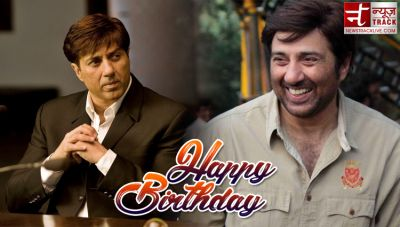 Birthday Special: Sunny Deol's name has been associated with this famous actress