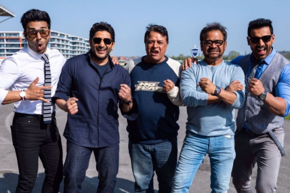 Pagalpanti: First look of the film came in front, know what is the release date