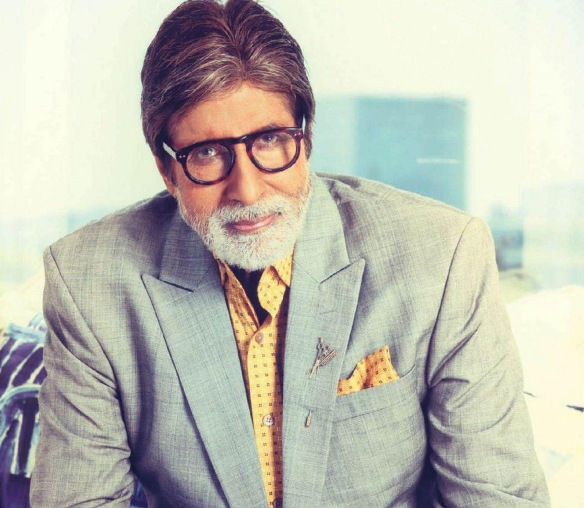 Amitabh Bachchan broke the silence, said