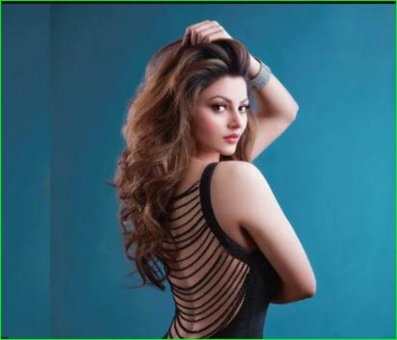 'Sharm nahi aati bhootni ke' Urvashi Rautela writes on Twitter, fans says 'She has gone mad '