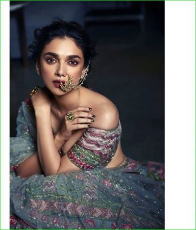 Aditi Rao Hydari turns bride for the magazine, check out her stunning look here