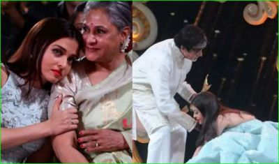 Amitabh tweets about daughter-in-law, highly praised