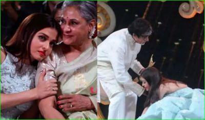 'घर की बहु' को लेकर अमिताभ ने किया ट्वीट, जमकर हो रही तारीफ़