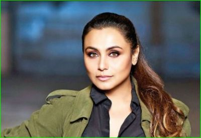 Rani Mukerji was very sad on the day of the release of the first film