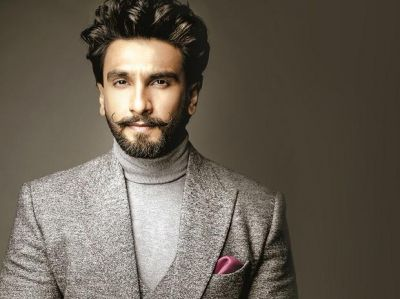 Ranveer gave surprise to his childhood friend, walked on the ramp