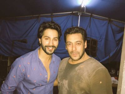 Salman announces his film on social media, Varun Dhawan gave a brilliant reaction!