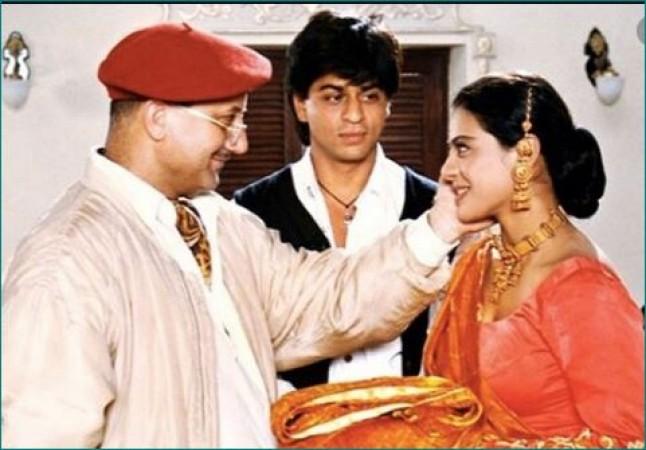 DDLJ के 25 साल पूरे होने पर शाहरुख-काजोल बने राज-सिमरन