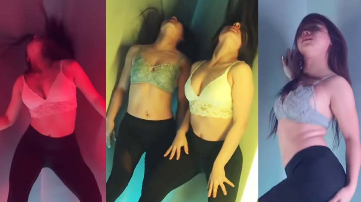 The dance of these girls goes viral on internet, check out killing moves here