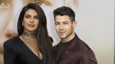 Priyanka Chopra shares a romantic photo with Nick Jonas, seen doing this thing on the couch