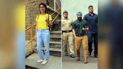 Maharashtra Election:  Aamir Khan, Ravi Kishan and other celebrities voted