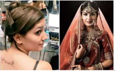 Sapna Chaudhary's husband refuses to lift the veil, video goes viral