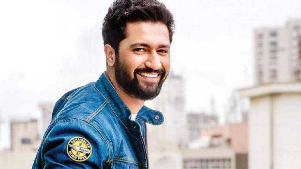 Vicky Kaushal lost 13 kg for this film, know-how he looks now