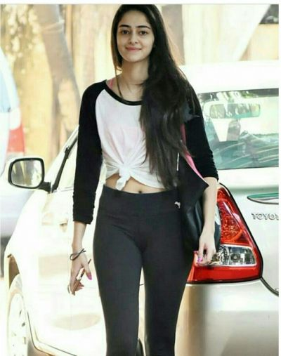Ananya Pandey made a big disclosure about her film