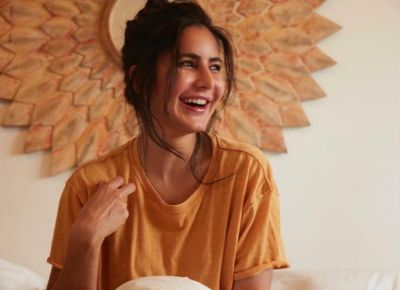 Katrina Kaif stuns in short yellow dress, Katilana look wins fans hearts