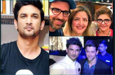 Hrithik Roshan's mother demands truth in Sushant death case