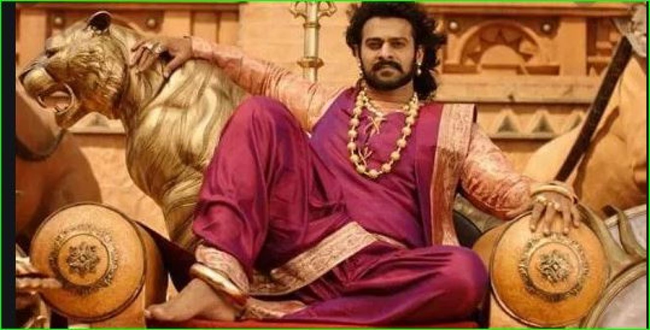 Prabhas turned down 10 crore ad for Bahubali, 6000 wedding proposals have been received so far