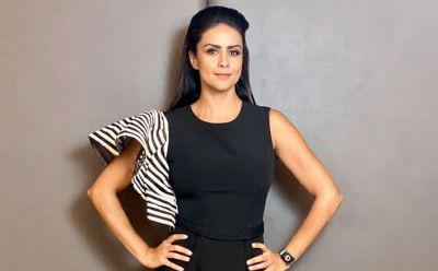 Bollywood actress Gul Panag wears 18 year old dress, check out pic here