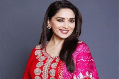Madhuri Dixit shares an adorable photo, check it out here