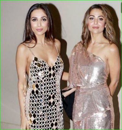 Malaika Arora makes heads turn on her birthday bash, see all photos