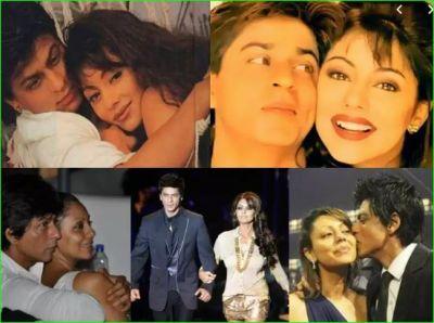 Shah Rukh Khan and Gauri Khan's anniversary: Here's interesting love story of Romance king