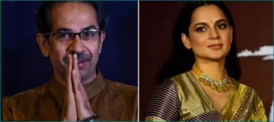 Kangana furious at Maharashtra government, says 'you are just a government employee'