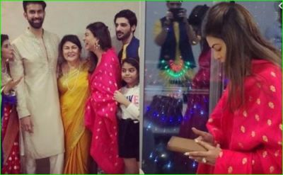 Sushmita Sen celebrates special Diwali with sister-in-law and boyfriend