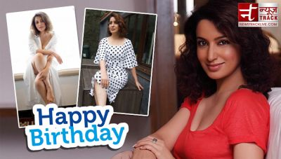 Birthday: Dressed in lungi, the director called Tisca Chopra for dinner at night and then...