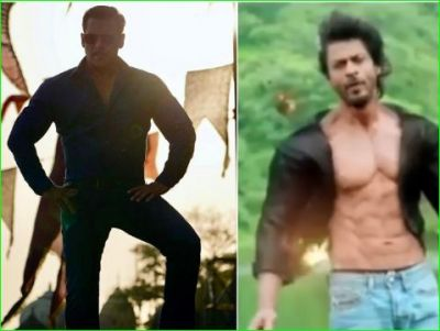 Video: Aishwarya and Shahrukh did this work together but Salman only praised this star!
