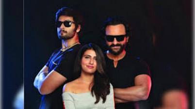 Work on Saif Ali Khan's film 'Bhoot Police' resumes