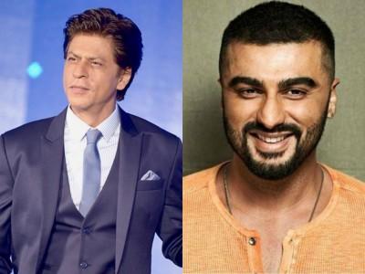Arjun Kapoor can be seen in Shahrukh Khan's film