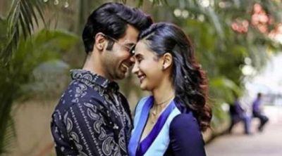 Rajkumar Rao seen doing his girlfriend's haircut