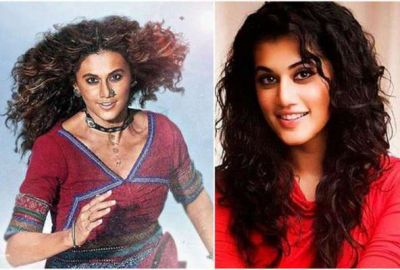 How is Rashmi Rocket? Mission Mangal actress Taapsee herself revealed