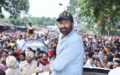 Sunny Deol's response to critics, Know what happened!