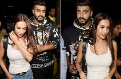 Malaika-Arjun's relationship news comes to the fore, a recent post of Arjun is evidence!