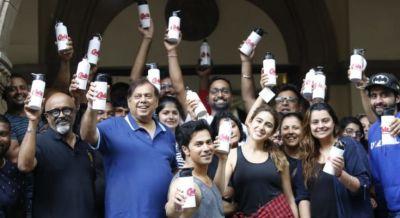 'कुली नंबर 1' की कास्ट और क्रू ने पर्यावरण बचाने के लिए लिया अहम फैसला