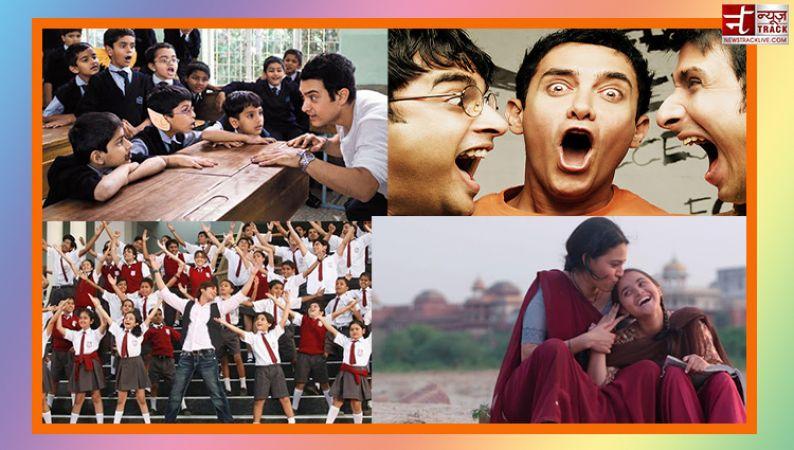 बॉलीवुड की वो फिल्में जो शिक्षा का सही अर्थ बताती है