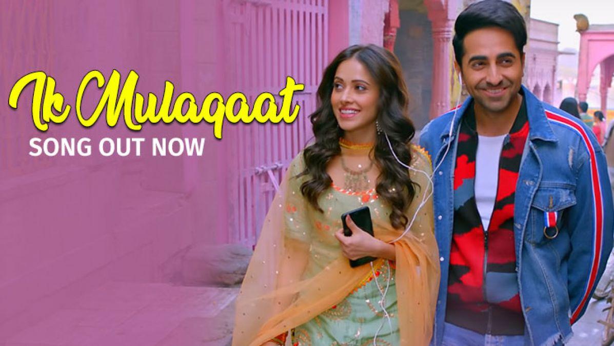 Ik Mulaqaat: Dream Girl's new romantic song released