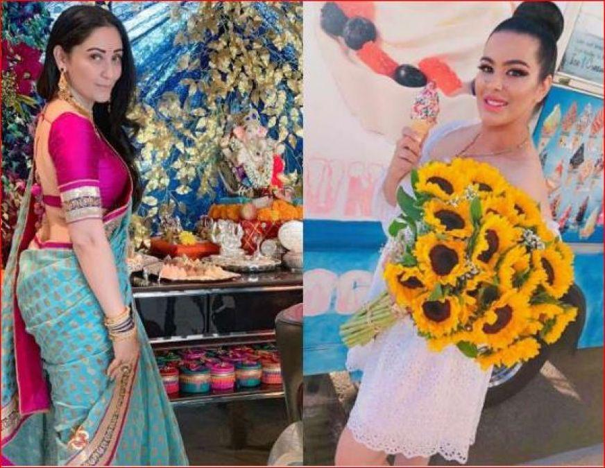 Trishala Dutt gushes over Manyata Dutt's latest photo
