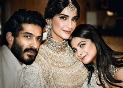 Harshvardhan showed his love for his sisters, got their name tattooed!