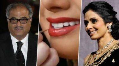 Video: Sridevi's wax statue gets installed in Madame Tussauds, Boney Kapoor shares information!