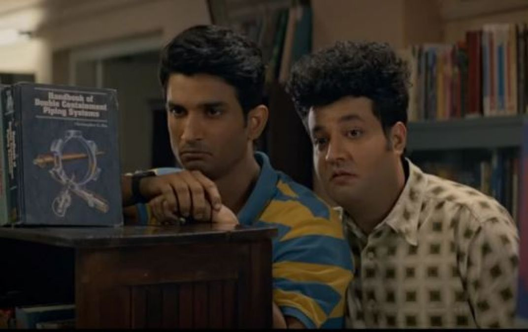 Chhichhore: Sushant and Varun shared memories of their college life
