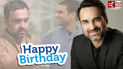From working in a hotel to going to jail, the journey of Pankaj Tripathi was not easy