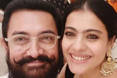 Aamir and Kajol spotted together for a long time, see photo