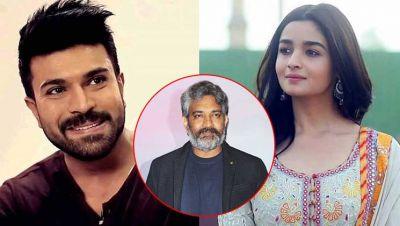 रामचरण की फिल्म ऐसी भूमिका निभाएंगी आलिया भट्ट..!