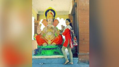 Sara Ali Khan attacked by fundamentalists for celebrating Ganesh Chaturthi