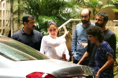 Kareena arrives at Aamir's house, know the reason!