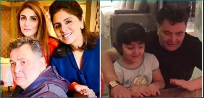 Riddhima Kapoor pens down emotional note on late actor Rishi Kapoor's birthday